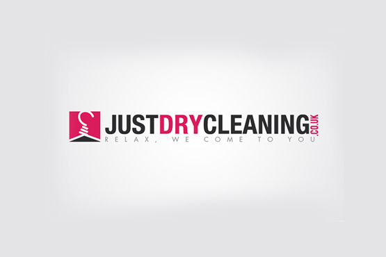 Just Dry Cleaning Logo