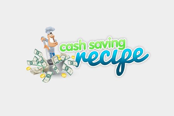 Cash Saving Recipe Logo
