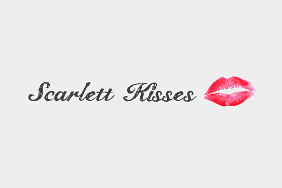 Scarlet Kisses Logo