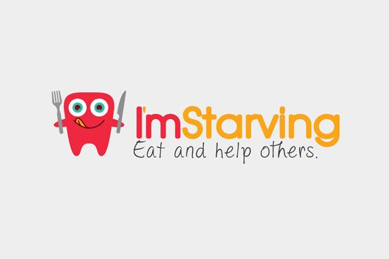 I'm Starving Logo